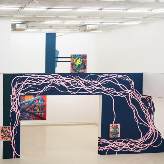 展讯:弗兰兹·艾稞曼全新演绎立体主义