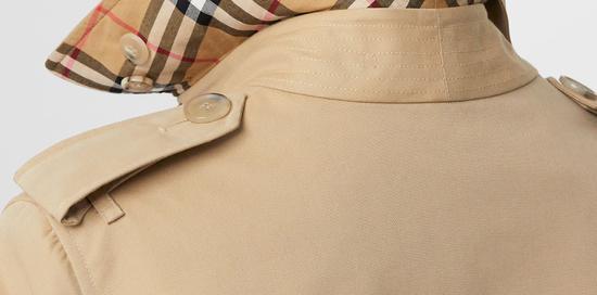 穿了这么多年风衣 这些设计的最早用途你知道吗?
