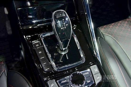 硬核实力 海马8S为上海车展注入强动力