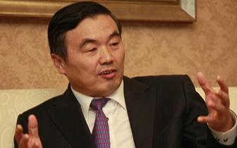 国家开发银行原党委书记胡怀邦接受审查调查(简历)