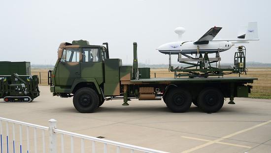 陆航团多功能无人机