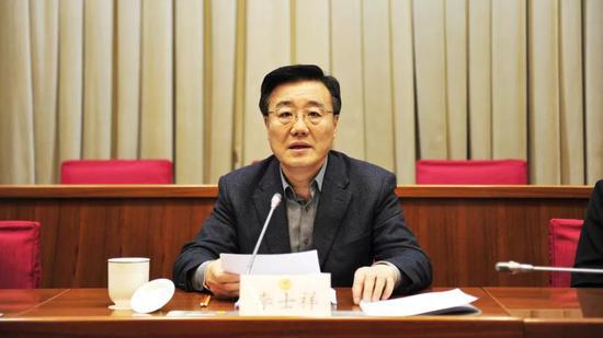 北京市政协原副主席李士祥一审获刑10年