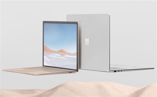 Surface Laptop 3 AMD32GB内存版消失:订单被取消