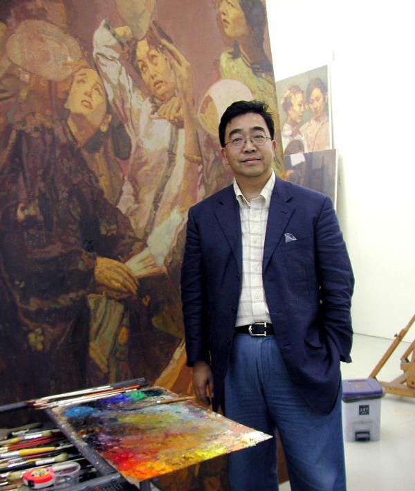 纪念|陈逸飞一析——他和他的艺术之我见